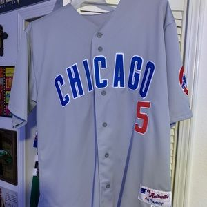 Other - Chicago Cubs Jersey (grey)